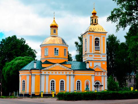Расписание Богослужений Свято-Троицкого Храма г. Бологое на январь месяц 2018 года