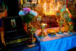 Завершилось пребывание святых мощей на Бологовской земле