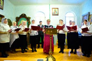 Концерт, посвященный подготовке к Великому посту