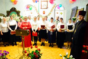 Праздничный концерт, посвященный Неделе Святых Жен-Мироносиц